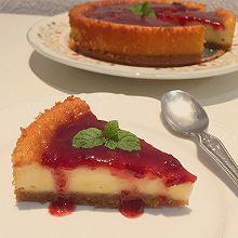 草莓重芝士蛋糕