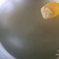 #春季减肥,边吃边瘦#荠菜虾丸汤的做法图解6