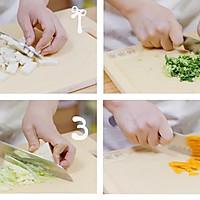菜煎饼【宝宝辅食】的做法图解6