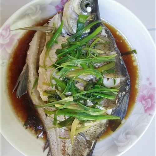 清炖武昌鱼的做法