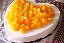 黄桃酸奶慕斯的做法