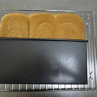 【白吐司】——COUSS CM-1200厨师机出品的做法图解9