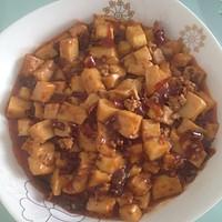 麻婆豆腐(麻辣豆腐)的做法图解1