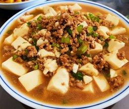 #夏日消暑,非它莫属#蛋白质满满的米饭好搭档 肉末嫩豆腐的做法