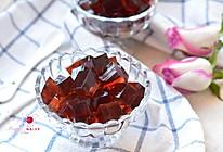 红酒果冻#单挑夏天#的做法