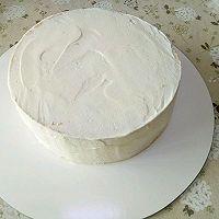 唯美芒果蛋糕#520,美食撩动TA的心!#的做法图解12