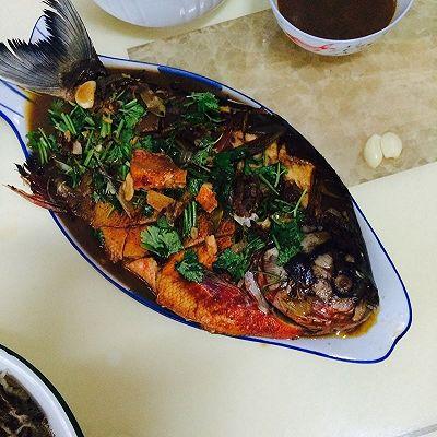 红烧红宠物的鲳鱼_美食_豆果菜谱做法猫能吃鸭血吗图片