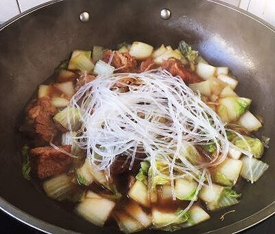 大白菜炖牛肉(附炖牛肉方法)的做法 步骤20