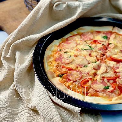 【意味】意大利披萨 自制PIZZA酱