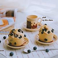 """茶油蓝莓玛芬#在""""家""""打造ins风美食的做法图解12"""