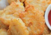 好吃到跺脚的「豆腐麦乐鸡」,解馋又低脂!的做法