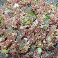 虾仁猪肉馄饨的做法图解2