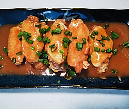 超简单又美味的腐乳鸡翅的做法