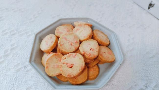 白桃牛奶曲奇饼干的做法
