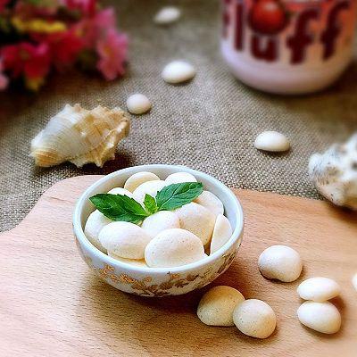 fluff棉花糖之酸奶溶豆