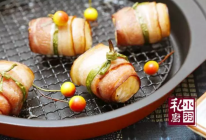 小羽私厨之培根三文鱼卷的做法