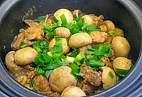 猪小排焗口蘑的做法