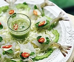 泰国酸辣海鲜酱|超简单百搭蘸酱的做法