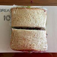 多彩野餐三明治#百吉福食尚达人#的做法图解16