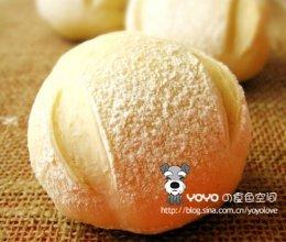 劲爆玉米花面包的做法