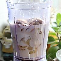 奶香蘑菇浓汤的做法图解7