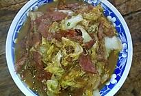 大白菜牛肉炖粉条的做法