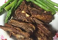 好吃的烤羊排(可配芦笋、土豆)的做法
