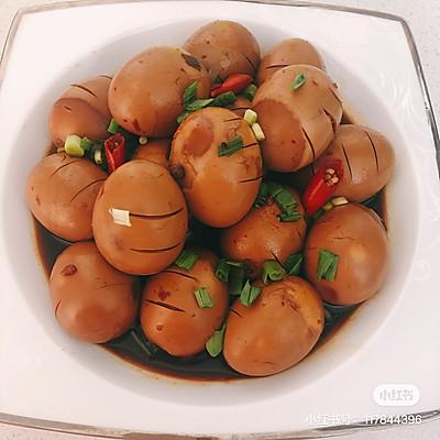 巨好吃的家庭版卤蛋