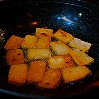 香辣酱汁焖豆腐的做法图解7
