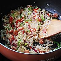 虾仁焖饭--利仁电火锅试用菜谱的做法图解8