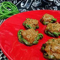 豇豆环抱肉肉-蜜桃爱营养师私厨#厨此之外,锦享美味#