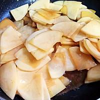 家常辣椒炒土豆片的做法图解8