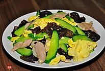 木须肉(木樨肉,苜蓿肉)的做法