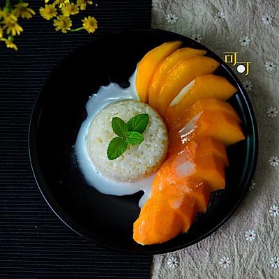 芒果糯米饭BY可可