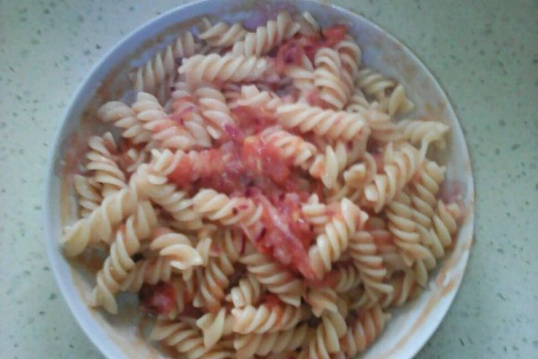 蕃茄意大利面的做法