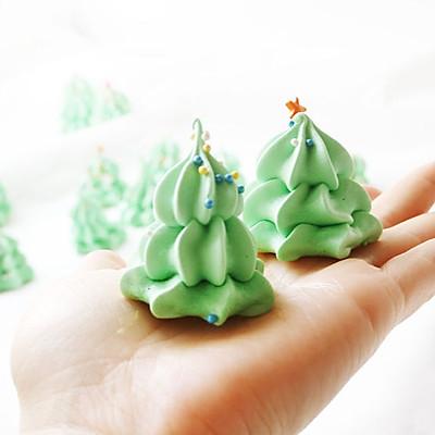3D立体圣诞树蛋白糖