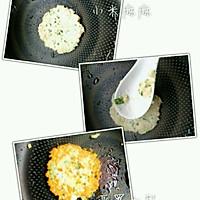 宝宝菜谱【豆渣鸡蛋肉饼】的做法图解2