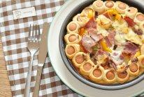 一食半刻 | 春日田园披萨的做法
