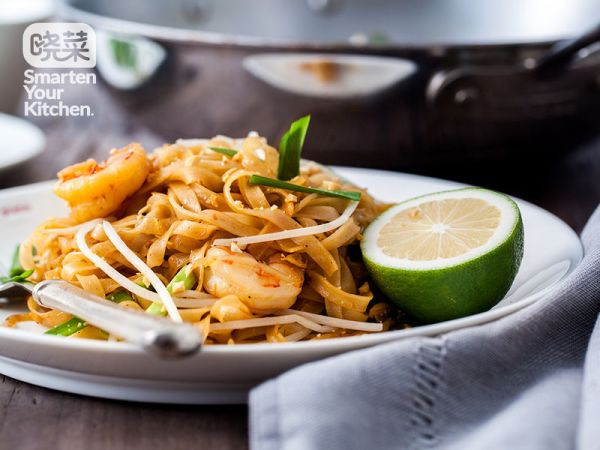 泰式大虾炒粉