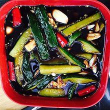 泡菜--酱黄瓜