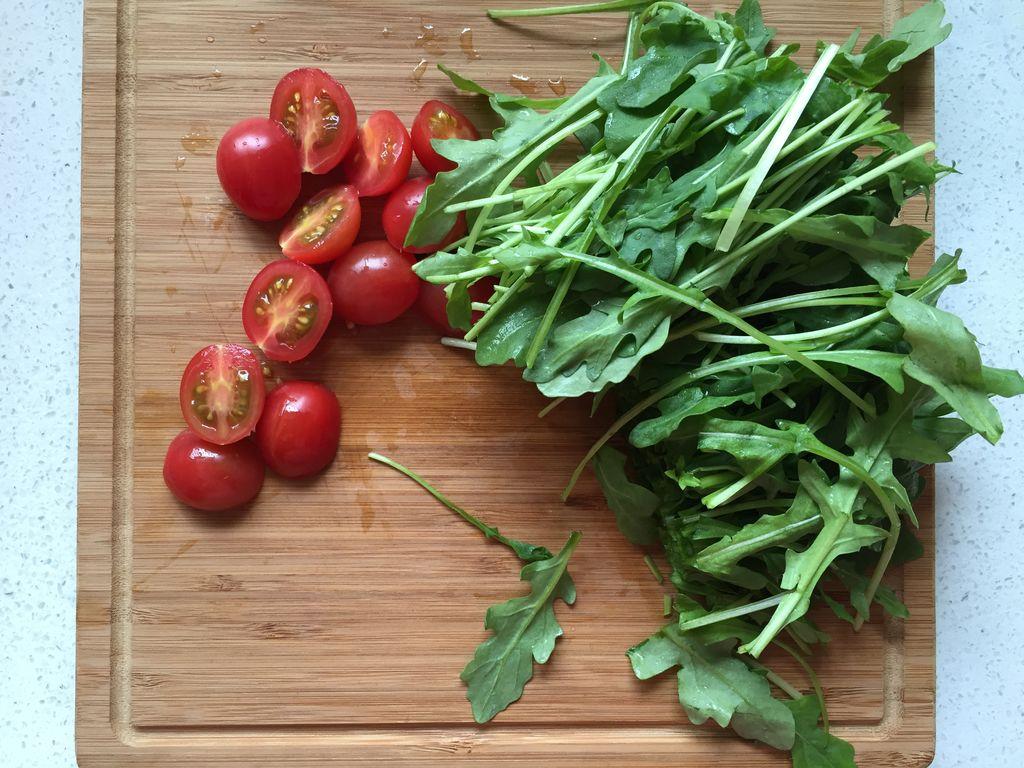 蔬菜沙拉#浪漫樱花季#的做法步骤