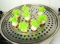 饺子还可以这样吃【水晶白菜蒸饺】的做法图解20