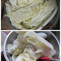 劲爽韩式辣白菜的做法图解1