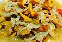 思念鲜炒菌#金龙鱼外婆香小榨菜籽油的做法