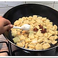 无锡最有名的特色小吃——卤汁豆腐干的做法图解6