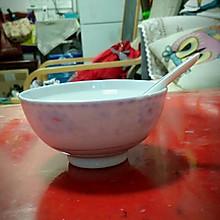 家常白米粥