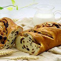 干果粗粮大面包#安佳烘焙学院#