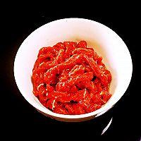红椒牛柳——利仁电火锅试用菜谱的做法图解3