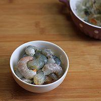 【牛油果虾仁配鸡尾酒酱】——西式大餐轻松做的做法图解3