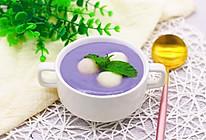紫薯山药球的做法